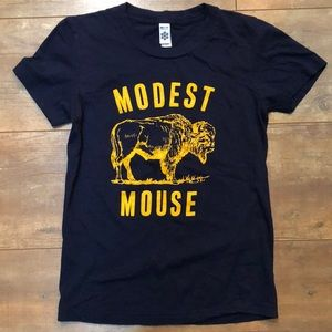 Modest Mouse Bison Graphic Tee